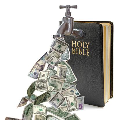 evangelio de la prosperidad